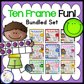 Ten Frames: Bundle
