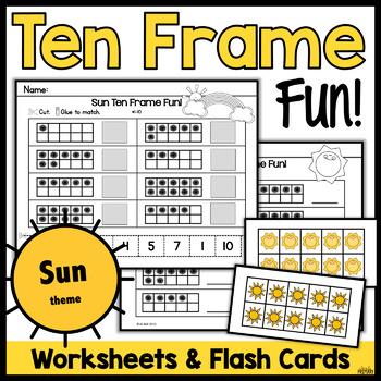 Ten Frames: Sun