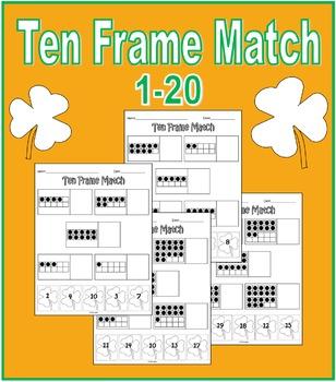 Ten Frame Match - March