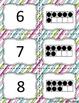 Ten Frame Matching Task Card