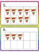 Ten Frame Task Cards:  Christmas Theme