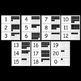 Ten Frame and Twenty Frame Dominoes