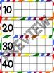 Ten Frames Rainbow Theme