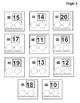 Ten Frames - TEEN NUMBERS