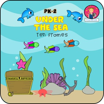 Ten Frames {Under the Sea}