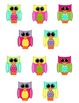 Ten Little Owls Addition and Subtraction Game