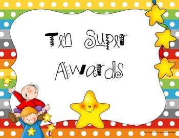 Ten Super Awards