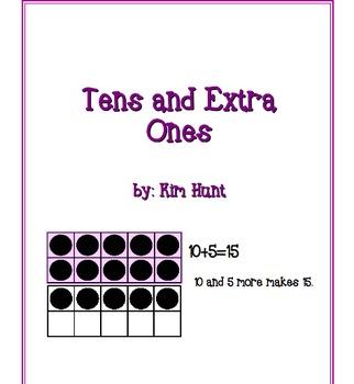 Ten and extra ones...Teen numbers