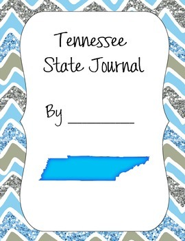 Tennessee Journal Set