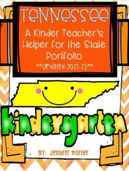 Tennessee Kindergarten Portfolio Helper