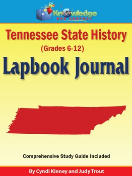 Tennessee State History Lapbook Journal