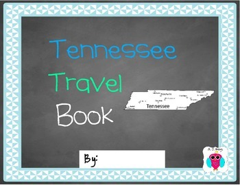 Tennessee State Travel Journal