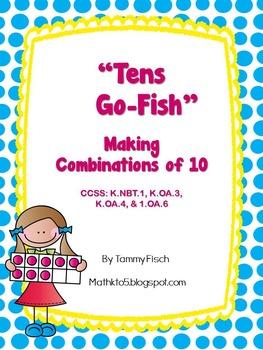 Tens Go Fish
