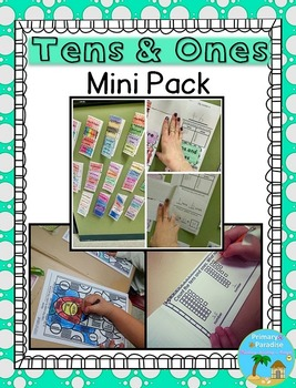 Tens and Ones Mini Pack