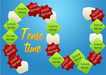 Tense Time Game