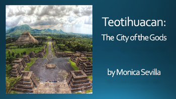 Teotihuacan: The City of the Gods eBook (pdf)