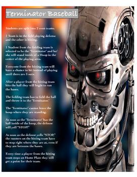 Terminator Baseball