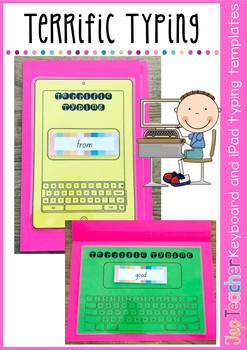Terrific Typing - Keyboard and iPad