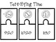 Terrifying Time- A Halloween Telling Time Center  Gr. 1-2