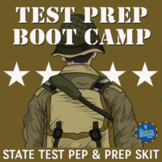 State Test Prep Boot Camp Skit