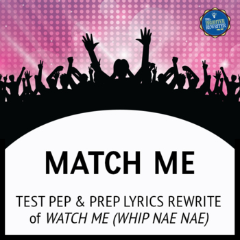 Testing Song Lyrics for Watch Me Whip Nae Nae