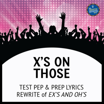 Testing Song Lyrics for Ex's and Oh's
