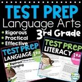 SBAC 3rd Grade Test Prep ~ Test Prep 3rd Grade Language Arts