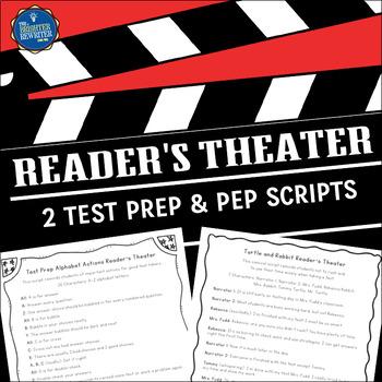 Reader's Theater Test Prep Theme