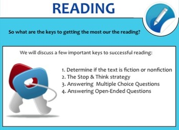 Test Prep: Reading & Writing