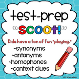 "Test Prep ""Scoot!"""