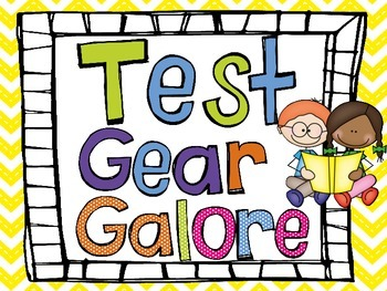 Test Prep posters{Common Core Vocabulary Posters}