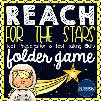 Test Preparation/Test-Taking Skills Folder Game - Elementa