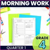 Test Ready: Fourth Grade Set 1 (ELA, Math, Science, and So