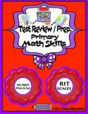 Test Review and Prep. Primary Math Skills.