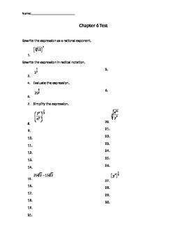 Test Square Root and Cube Root Functions