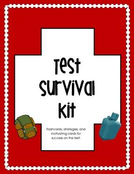 Test Survival Kit (Standardized Tests-Reading)