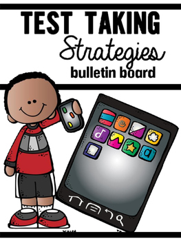 Test Taking Strategies iPhone Bulletin Board