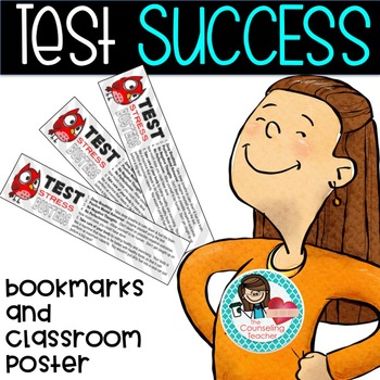 Test Taking Tips Bookmarks and Poster