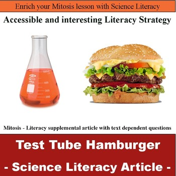 Mitosis Science Literacy Article