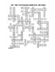 Test Your Tobacco Knowledge - Crossword Puzzle