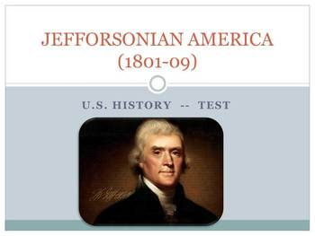 Test on Jeffersonian America