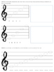 Written Test and Review on the Instruments of the Orchestra