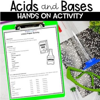 Litmus Paper Activity