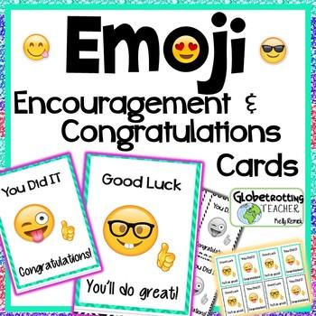 Testing Encouragement, Motivation and Congratulations (Emo
