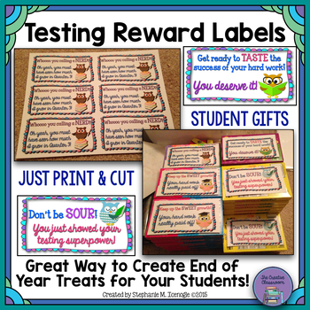 Testing Reward Labels