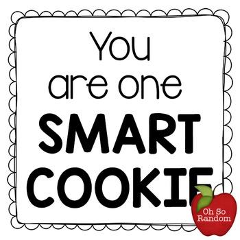 Testing Reward | One Smart COOKIE