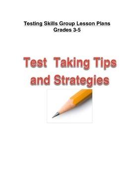 Testing Skills Support Group Grades 3-5