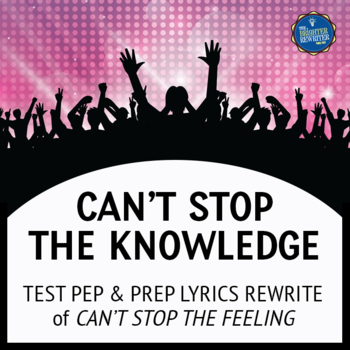 Testing Song Lyrics for Can't Stop the Feeling