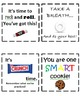 Testing Treat Notes for Students