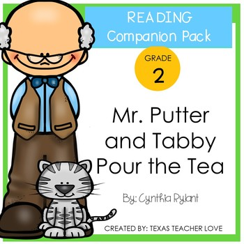 Treasures Reading Series: Mr. Putter and Tabby Pour the Te